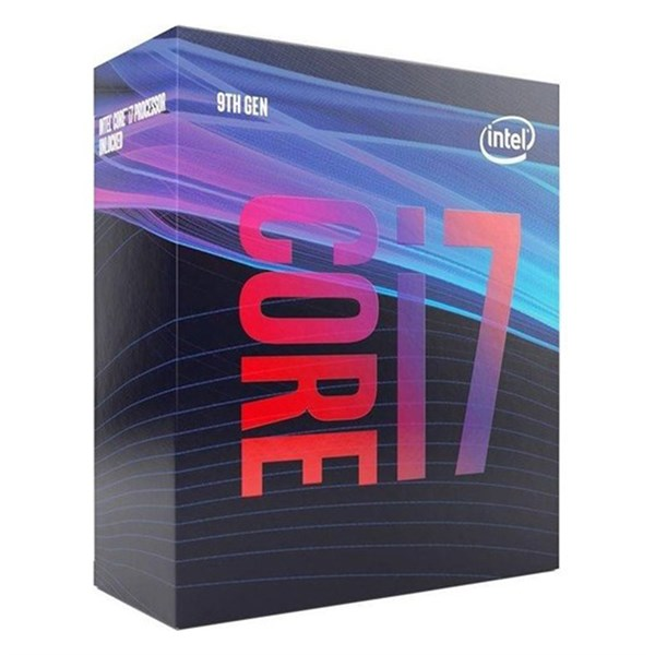 Intel Core i7 9700 3GHz 12MB Cache LGA1151 HD630 İşlemci